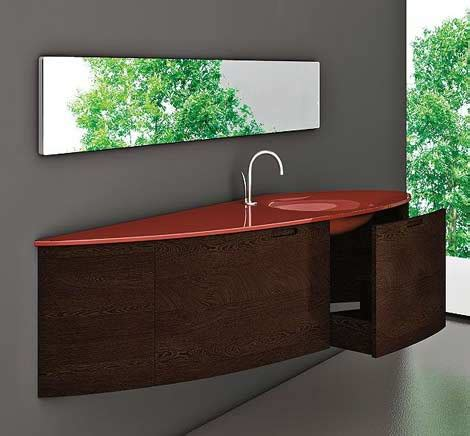 Understanding A Bathroom Vanity For A Homeowner Cabinets Modern Wall Mounted Bathroom Vanities