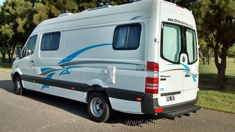 Mercedes Home by Motorhome Sprinter 515cdi 4 Personas