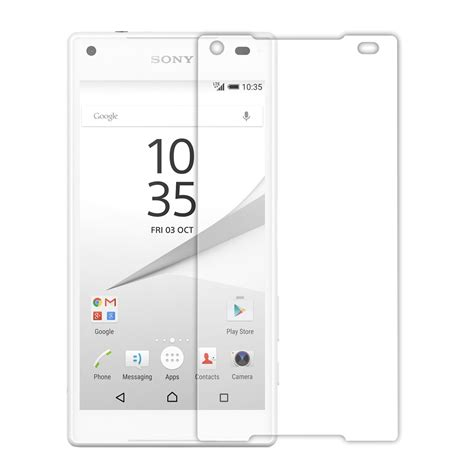 Sale Sony Xperia Z Ultra Screen Protector Clear sony xperia z5 compact ultra clear screen protector pdair 10