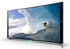 Mitsubishi 4k Tv Sony Curved Tv With 4k Ultra Hd Screen Launches As
