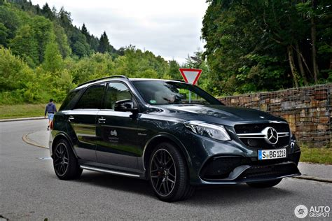 Mercedes Gle 63 Amg by Mercedes Amg Gle 63 S 14 January 2017 Autogespot