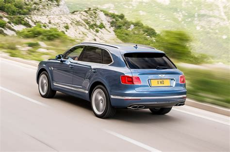 bentley bentayga engine new bentley bentayga diesel revealed offers power and