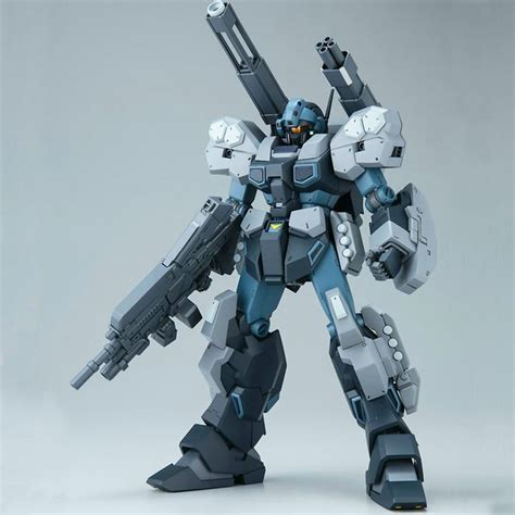 daban gundam mg 1 100 rgm 96x jesta cannon robot anime figure model kits toys in