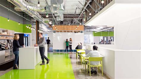 facebooks california headquarters   modern design