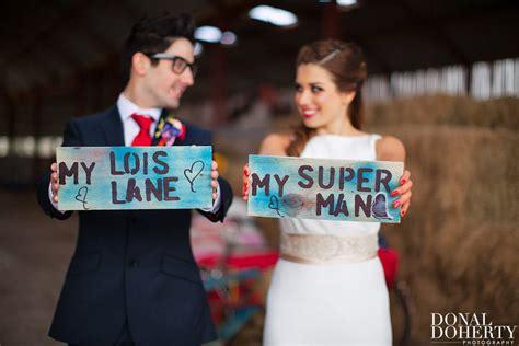 superman wedding ideas