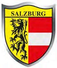 Aufkleber Bestellen Wien by Aufkleber Salzburg Wappen Salzburg Souvenirs