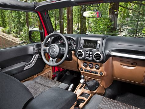 Inside Of Jeep Wrangler Unlimited New 2017 Jeep Wrangler Unlimited Price Photos Reviews
