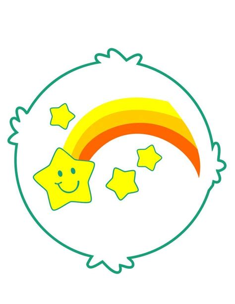 care bear tummies collection   bears svg  png file