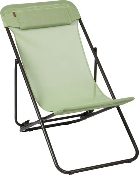 toile pour chaise longue toile de rechange pour chaise longue transaluxe vert