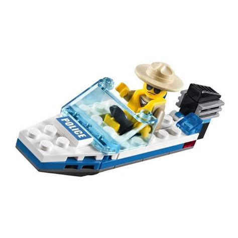 lego boat police lego white tile 1 x 2 with police sign with groove 93073