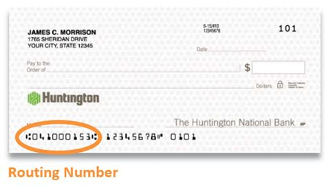 pnc bank international number huntington routing number and wiring