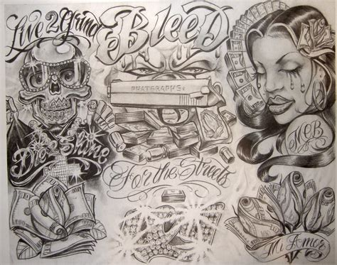 boog tattoo flash the gallery for gt chicano flash books