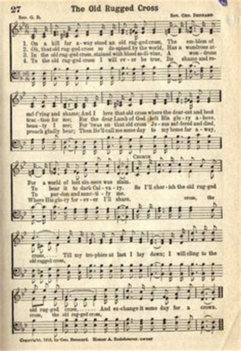 rugged cross acapella singers songs and sheet on sheet the carpenters and free sheet