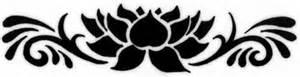 Lotus Stencil 1000 Images About Lotus On Lotus Flowers