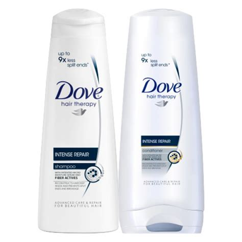 best repairing shoo and conditioner 2014 dove intensive repair shoo and conditioner the best