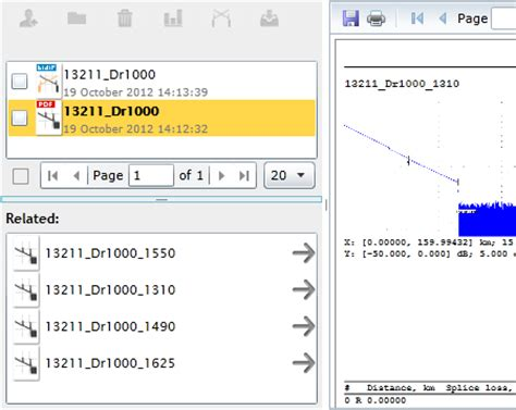 1 lab 4 working with trace files using awk 2 structure of trace fiberizer cloud otdr software features