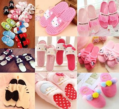 Sale Sepatu Boots Wanita Korea Hello Sbo314 qoo10 hello slipper cushion melody donald bedroom bathroom shoes