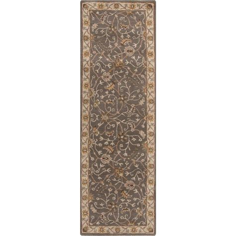 artistic weavers elam moss 2 ft 6 in x 8 ft indoor rug