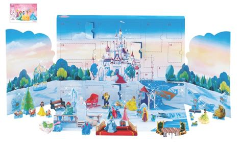 Disney Advent Calendar Disney Princess Advent Calendar No Chocolate Mari S World