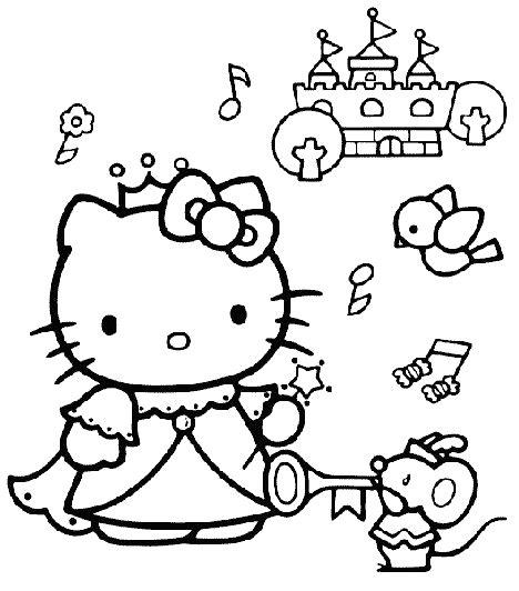 hello kitty zebra coloring page fashion omalov 225 nky hk