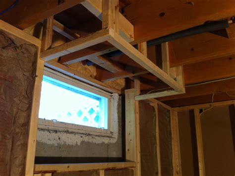 framing a window framing around a basement window jpg 800 215 598 pixels ham