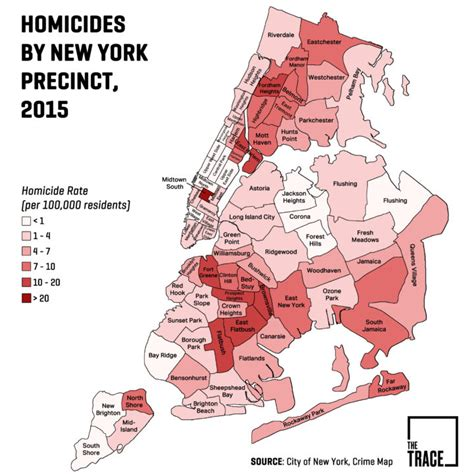 New York City Homicides Map The New York Times | debate over crime rates ignores the metric that matters