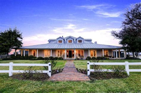 Basement Walkout which texas ranch would you choose houston chronicle