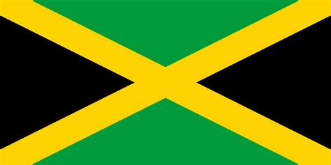 file flag of jamaica svg