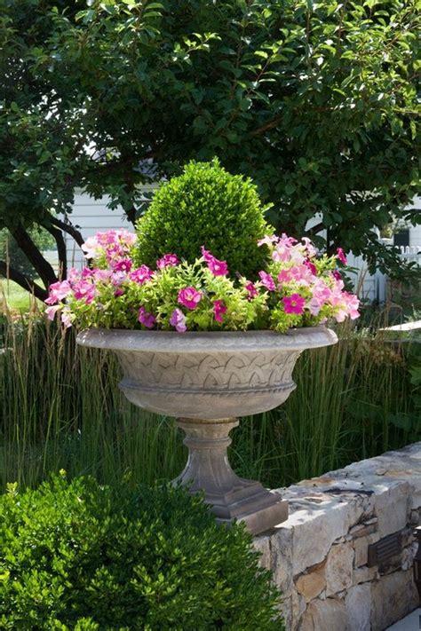 Pretty Planter Ideas by Pretty Urn Planting Inspired Garden Ideas