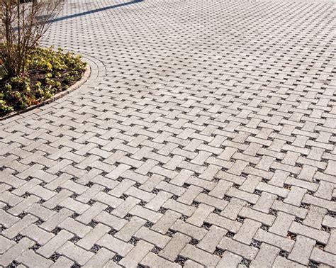 permeable pavers driveway kreinbrook architectural paving