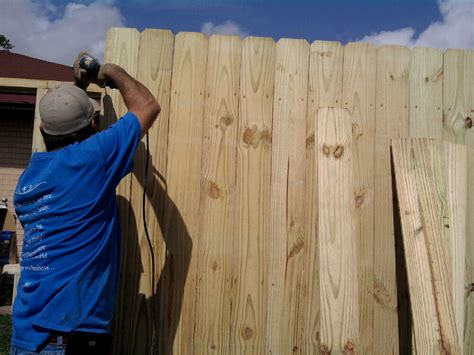 how much to put up a fence in backyard how to put a wooden fence up project pdf download woodworkers source