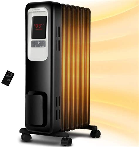 product reviews  heater  large rooms  top