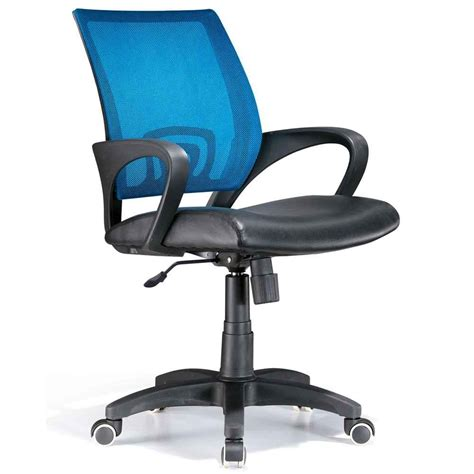 office desk chairs blue desk chair for home office