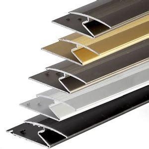z section carpet trim 1000mm x 35mm anodised aluminium z edge carpet profile