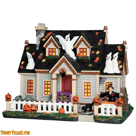 treat house a look at the 2016 spooky town michael s exclusives spookyvillages com