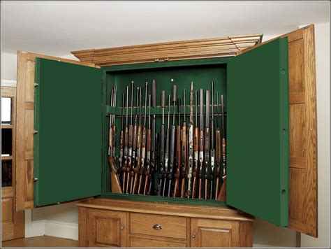cheap gun cabinets wood home design ideas