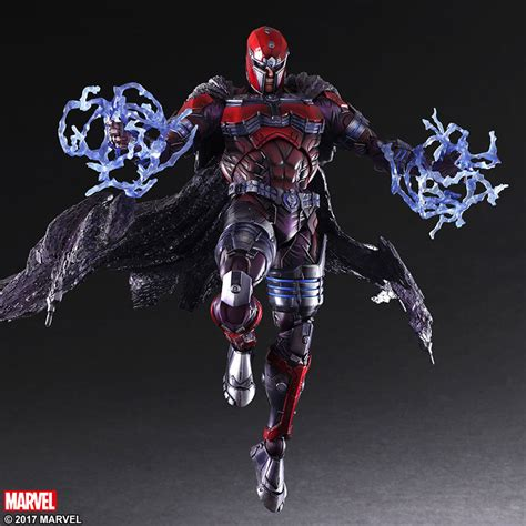 Figure X Xmen Magneto Marvel play arts marvel variant magneto the toyark news