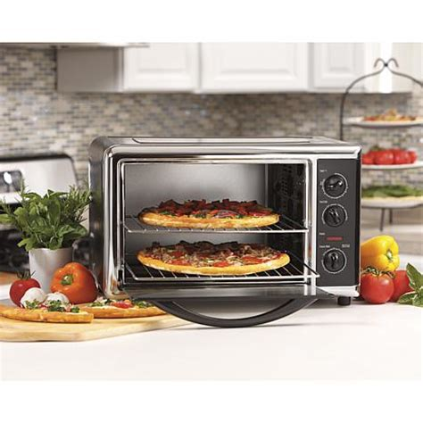 hamilton countertop oven with convection and