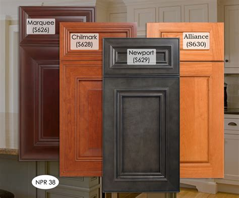 Kitchen Cabinet Wood Colors Kitchen Cabinet Wood Stain Colors Interior Exterior Doors