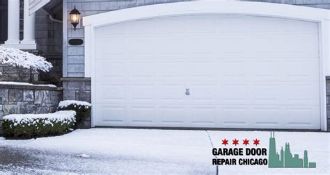 Garage Door Problems by Winter Garage Door Problems Garage Door Repair Chicago
