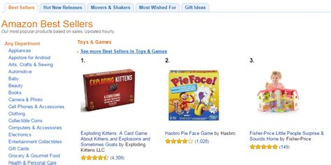 popular on amazon how to find the hottest and trending products to sell online