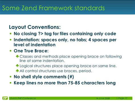 zend layout variables best practices with zend framework matthew weier o phinney
