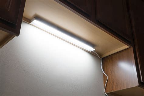 newage under cabinet led light w power adapter dimmable under cabinet led lighting fixture w rocker