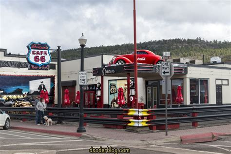 Route 66 Also Search For Williams Arizona Historic Route 66 Dsoderblog
