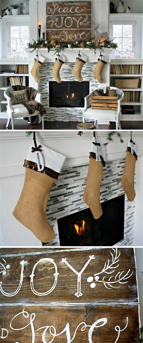25 creative diy home decor ideas you should try blogrope 25 creative diy ideas for a rustic festive decor 14 diy