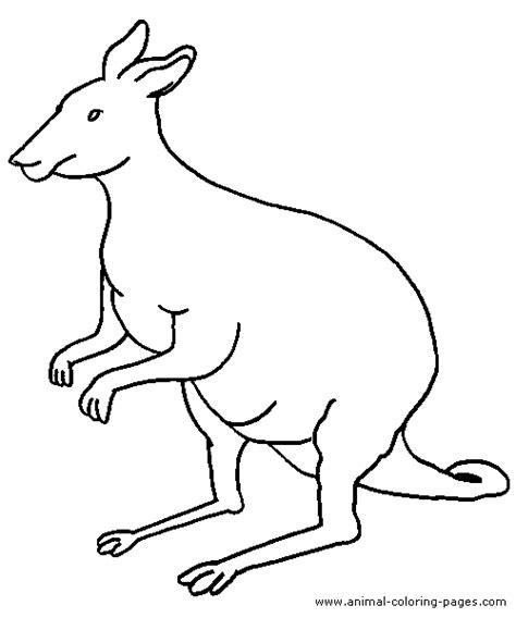 kangaroo rat coloring page kangaroo rat page coloring pages