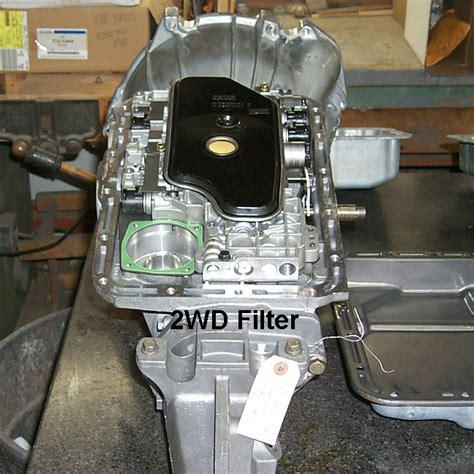 Ford 4r44e 4r55e 5r55e A4ld Deep Transmission Pan Pml