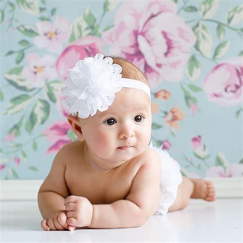 imagenes bonitos de bebes cintas para bautizo diademas para beb 233 s tocados para