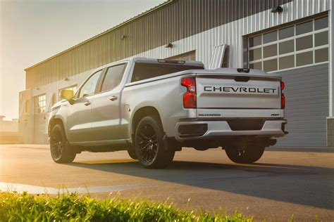 2019 Chevy Silverado Concept by Chevrolet Tunes Four 2019 Silverado 1500 Models Calls