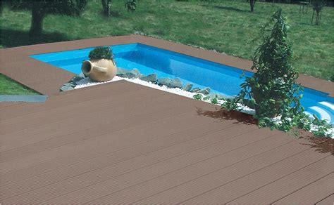 terrasse hornbach terrassenbel 228 ge aus wpc von hornbach